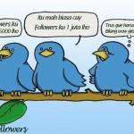 Cara Menambah Followers Twitter Dengan Cepat, Mudah dan Gratis