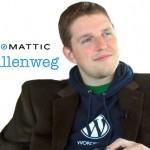Matt Mullenweg ~ Kreator Wordpress, Platform Blogging Paling Populer