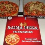 Radja Pizza: Peluang Usaha Kuliner Pizza Rasa Lokal