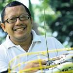 Onno Widodo Purbo ~ Pelopor Perkembangan Internet Tanah Air