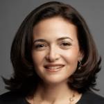 Sheryl Sandberg ~ Petinggi Wanita Media Sosial Facebook