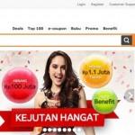 Elevenia ~ eCommerce Pendatang Baru Di Indonesia