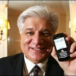 Mike Lazaridis ~ Sang Jenius Penemu OS BlackBerry