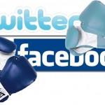 Facebook vs Twitter, Mana Yang Paling Bagus Untuk Bisnis?
