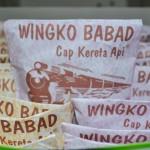 Mengenal Sejarah Wingko Babad Kereta Api yang Tersohor Itu