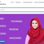 Jilbab.co, Berbelanja Busana Muslim Aneka Jenis Kini Makin Praktis