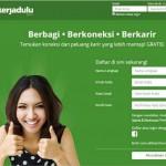 KerjaDulu.com, Starup Jejaring Sosial Karir Pertama Di Indonesia