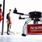 Salip Kompetitor, Alibaba Bakal Gunakan Drone Sbg Kurir Barang