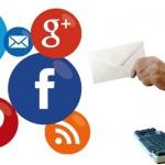 Ingin Menghubungkan Akun Media Sosial dan Email Pemasaran? Mudah Kok!