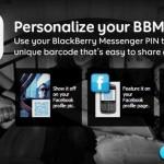 """Mengatur Sendiri Pin BlackBerry Dgn Fitur """"PIN BBM Pilihanmu"""""""