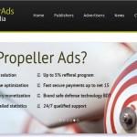Raih Penghasilan Online Ads Lebih Besar Dgn PropellerAds Indonesia