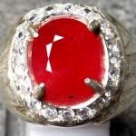 Keindahan dan Khasiat Batu Akik Merah Delima, Antara Mitos dan Fakta