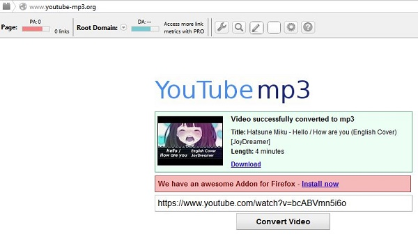 Youtube-mp34