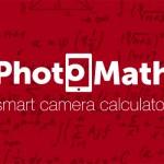PhotoMath ~ Aplikasi Canggih Untuk Selesaikan Soal Matematika