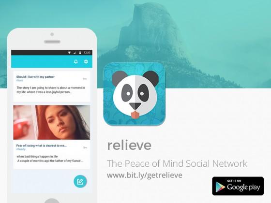 relieve app