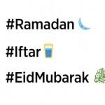 Bulan Ramadhan Tiba, Twitter Rilis 3 Hashflag Baru Bertema Ramadhan