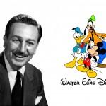Walt Disney ~ Bapak Animasi dan Pendiri Disneyland