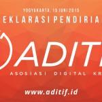 Aditif ~ Wadah Industri Digital Kreatif Asal Yogyakarta
