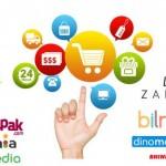 5 Situs E-Commerce Yang Sedang Mendominasi Market Online Indonesia