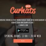 Curhats ~ Platform Online Chatting Penampung Keluh Kesah Anda