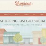 Shopious ~ Bukan Cuma yang Eksis Di Instagram yang Bisa Belanja Online