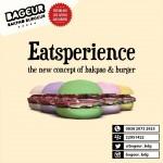 Bageur ~ Inovasi Kuliner Unik Bakpao Burger Khas Bandung