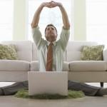 Lakukan 5 TrikBerikutJika Terpaksa Membawa Pekerjaan Kantor ke Rumah
