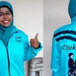 Ojek Syar'i ~ Mengenal Startup Layanan PemesananOjek Online Khusus Wanita