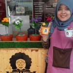 Es Pot Makboy~Bisnis KulinerEs Krim Dengan Kemasan Pot yang Unik