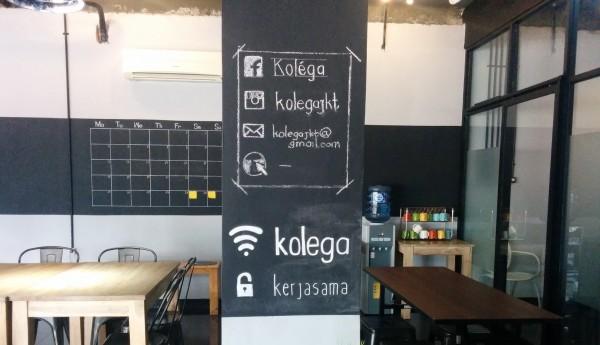 Kolega co-working space