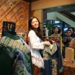 Dea Valencia Budiarto ~ Kreator Batik Kultur, Sulap Produk Sisa Jadi Bisnis Fashion Kreatif