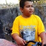 Rizal Fadillah ~ Inilah Pebisnis 12 Tahun Yang Ingin Kalahkan McDonald!