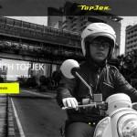 Startup TopJek ~ Pesaing Anyar Pasar Layanan Ojek Online di Indonesia
