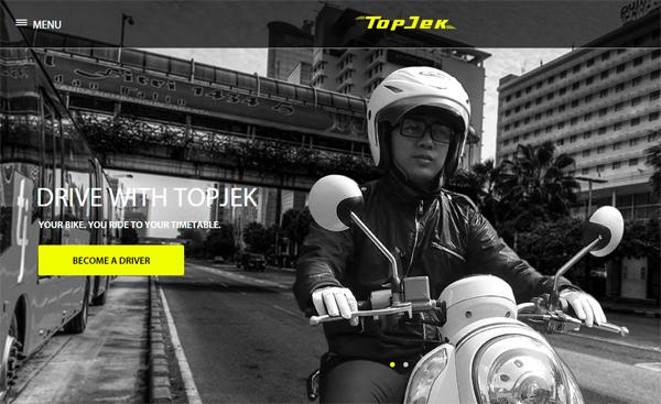 startup topjek