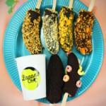 Banana Chic ~Bisnis Kuliner Pisang Beku yang Sukses Hadirkan Inovasi