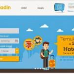 Mister Aladin ~ Situs Online Pesan Hotel, Pesaing Baru Industri Ecommerce Travel Indonesia