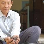 Muhammad Nurhuda ~ Kreator Kompor Biomasa yang Telah Terjual Hingga ke Mancanegara