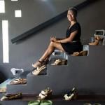 Niluh Djelantik ~ Founder Nilou Shoes, Brand Sepatu Asli Indonesia Dengan Konsumen Para Pesohor Dunia
