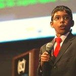 Reuben Paul ~ Menjadi Pengamat Cyber Security Plus CEO Startup Teknologi di Usia 9 Tahun!