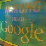 Meneropong Warung Mbah Google, Kantin Menarik di Kantor Google Indonesia