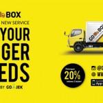 Go-Box ~ Layanan Terbaru dari Go-Jek Garap Bisnis Logistik Skala Besar