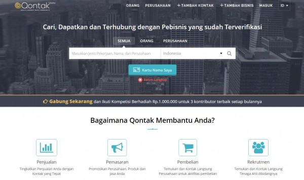 startup qontak.com