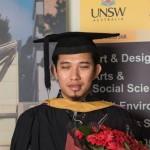 Taufiq Effendi ~ Tuna Netra Berprestasi Yang Dapatkan Beasiswa di 8 Negara