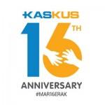Ulang Tahun Ke 16, Mega Forum Kaskus Hadirkan Fitur Baru