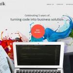 Komunigrafik ~ Kebersamaan 5 Sekawan yang Lahirkan Bisnis IT Beromzet Ratusan Juta