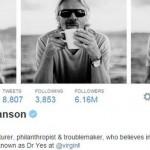 Inilah 5 CEO Kelas Dunia Dengan Follower Twitter Melebihi Follower Akun Perusahaannya