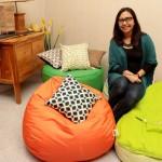 Bemybean ~ Kesuksesan Bisnis Sofa Bean Bag Unik Dengan Corak Nusantara