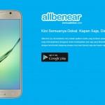 Aplikasi Allbenear ~ Layanan Mobile Berbasis Geo-Lokasi yang Tawarkan Banyak Solusi