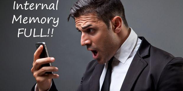 Cara Mengurangi Memori Internal Android