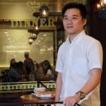 Kent Rusli ~ Rela Banting Stir Demi Capai Sukses Bersama Churreria Cafe